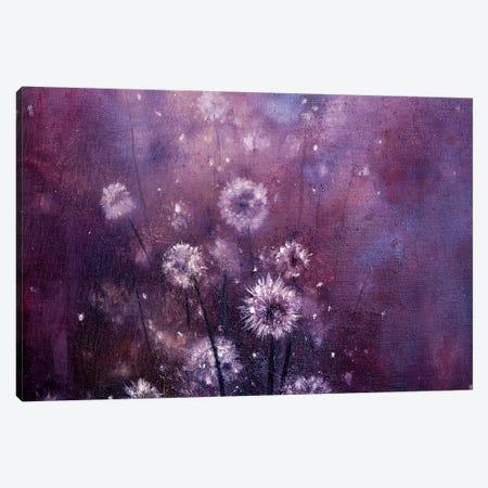 Gentle Dandelions Canvas Print #JTL13} by Jennifer Taylor Art Print