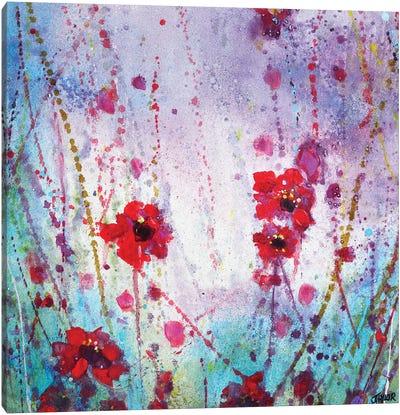 A Spring Day Canvas Art Print
