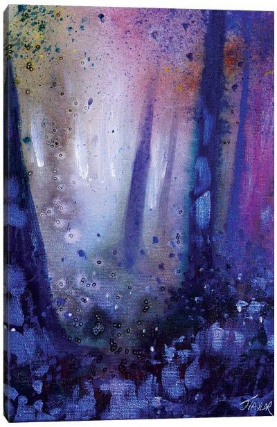 Secret Woods Canvas Art Print
