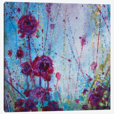 A Summer's Day 3-Piece Canvas #JTL2} by Jennifer Taylor Art Print