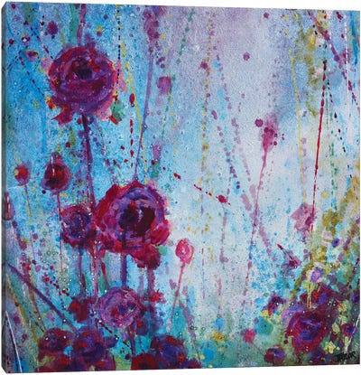 A Summer's Day Canvas Art Print