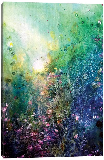 The Secret Garden IV Canvas Art Print