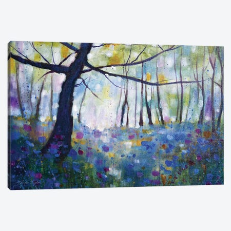 Way Of The Woods IV Canvas Print #JTL40} by Jennifer Taylor Canvas Wall Art