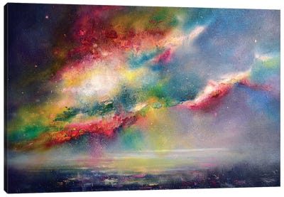Across The Universe Canvas Art Print