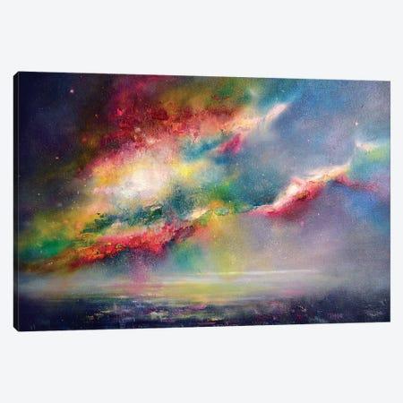 Across The Universe Canvas Print #JTL5} by Jennifer Taylor Canvas Artwork