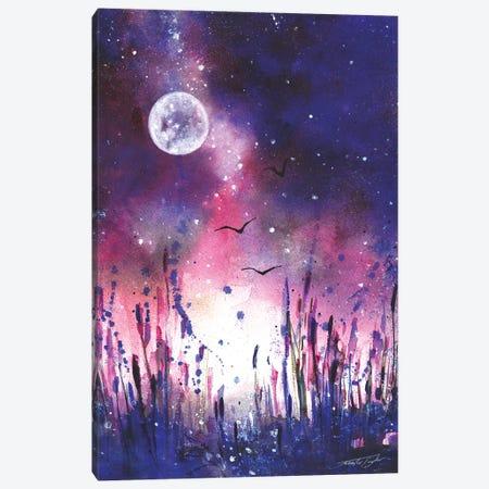 Moonlight Kingdom Canvas Print #JTL66} by Jennifer Taylor Art Print