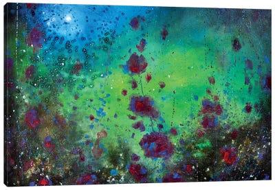 All The World Is A Garden Canvas Art Print