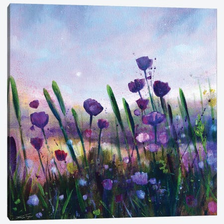 Summer Light 3-Piece Canvas #JTL82} by Jennifer Taylor Canvas Wall Art