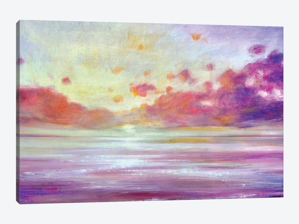 Sparkling Dawn by Jennifer Taylor 1-piece Canvas Wall Art