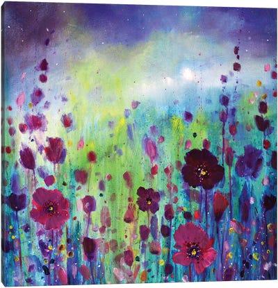 Dreamy Dusk Canvas Art Print