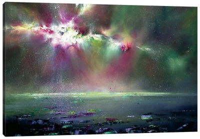 Borealis II Canvas Art Print