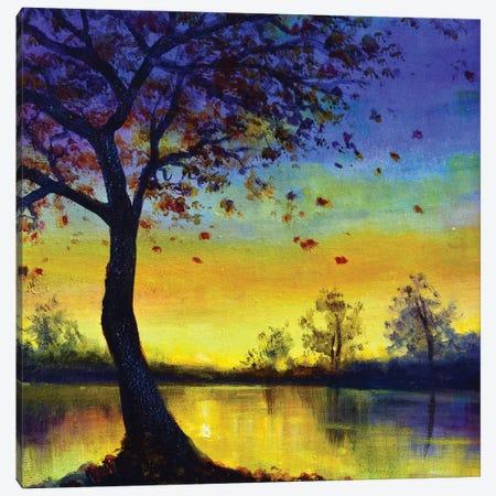 First Light Canvas Print #JTL90} by Jennifer Taylor Canvas Art Print