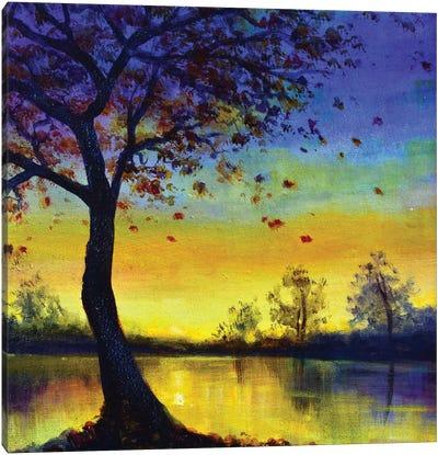 First Light Canvas Art Print