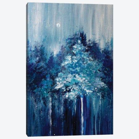 Winter Woods No 1 Canvas Print #JTL98} by Jennifer Taylor Canvas Print