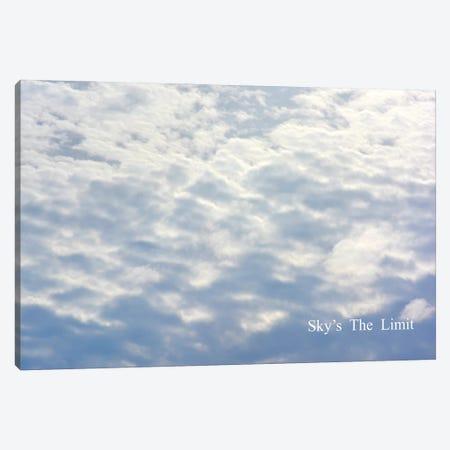 Skys The Limit Canvas Print #JTN82} by Jonathan Brooks Canvas Artwork