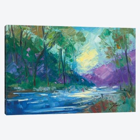 Early Light Impressions Canvas Print #JTR10} by Jose Trujillo Canvas Print