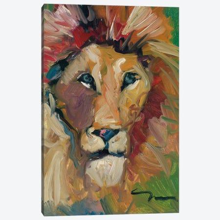 The King Canvas Print #JTR23} by Jose Trujillo Canvas Wall Art