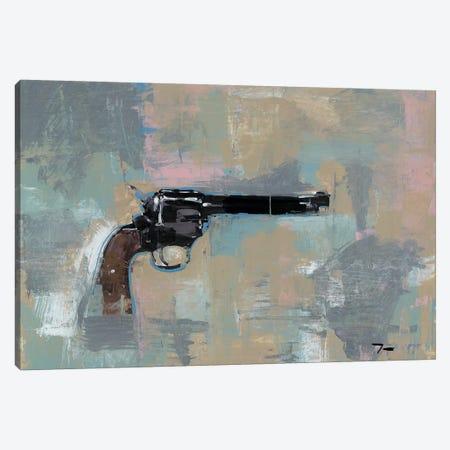 45 Revolver Canvas Print #JTR27} by Jose Trujillo Canvas Art Print