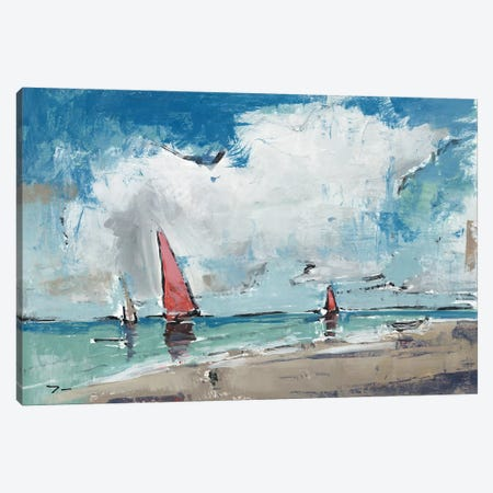 Nautical Dreams Canvas Print #JTR33} by Jose Trujillo Art Print