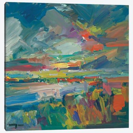 American Marshland Canvas Print #JTR3} by Jose Trujillo Canvas Art
