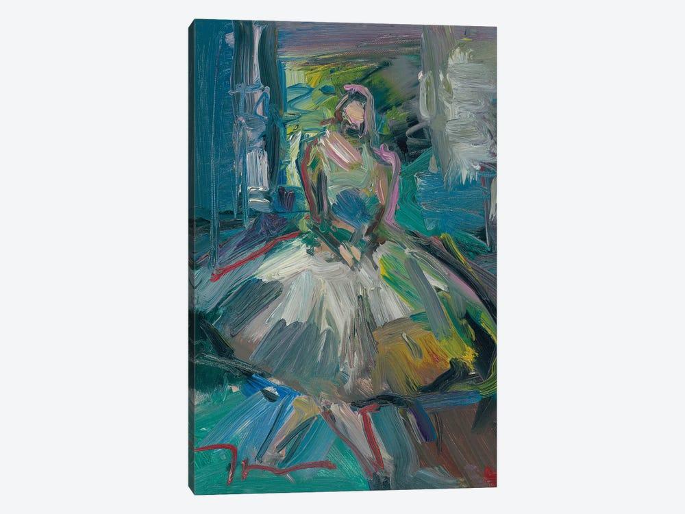 Ballerina by Jose Trujillo 1-piece Art Print