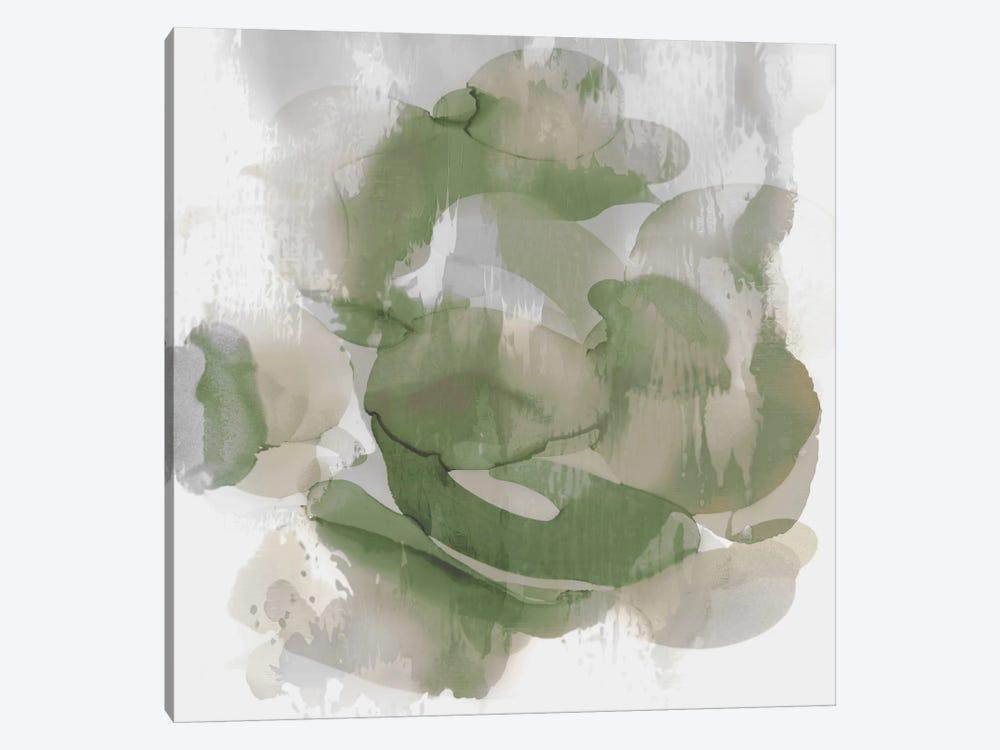 Green Flow II by Kristina Jett 1-piece Art Print