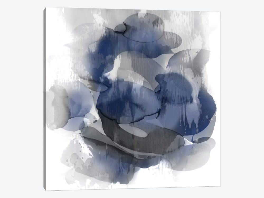 Indigo Flow II by Kristina Jett 1-piece Art Print