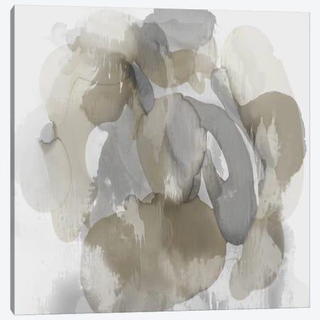 Neutral Flow I Canvas Print #JTT18} by Kristina Jett Canvas Art Print