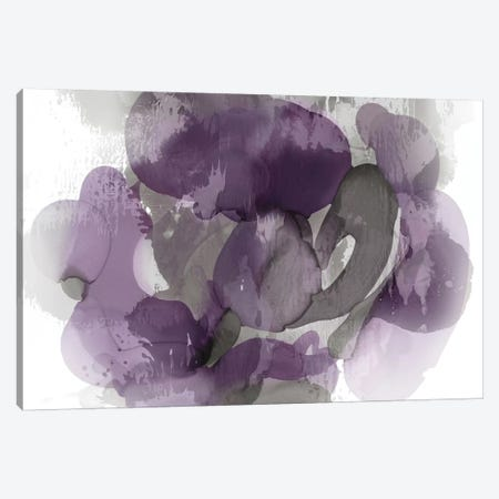 Amethyst Flow I Canvas Print #JTT1} by Kristina Jett Canvas Wall Art