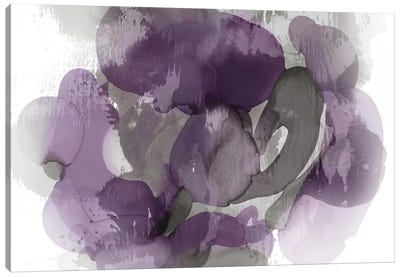 Amethyst Flow I Canvas Art Print