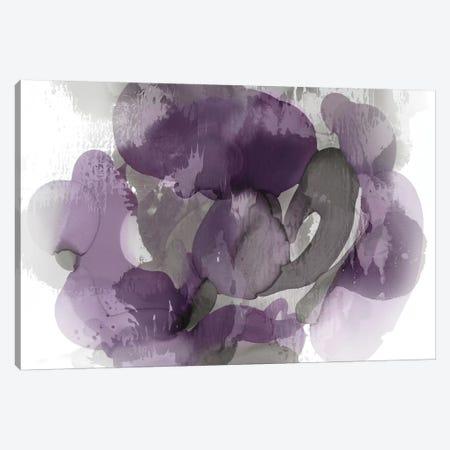 Amethyst Flow I Canvas Print #JTT1} by Kristina Jett Canvas Wall Art
