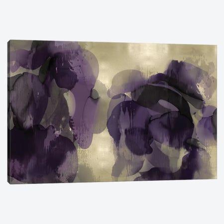 Cascade Amethyst Horizontal Canvas Print #JTT5} by Kristina Jett Canvas Print