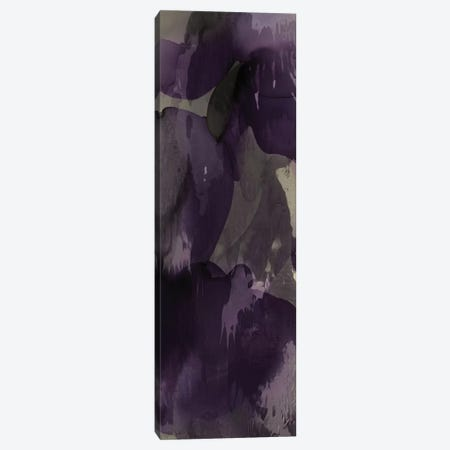 Cascade Amethyst Vertical I Canvas Print #JTT6} by Kristina Jett Art Print