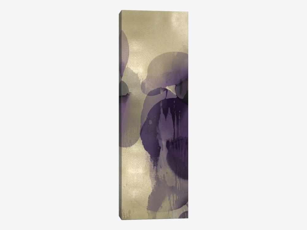 Cascade Amethyst Vertical II by Kristina Jett 1-piece Canvas Art Print