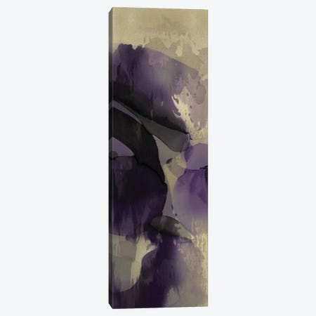 Cascade Amethyst Vertical III Canvas Print #JTT8} by Kristina Jett Canvas Artwork