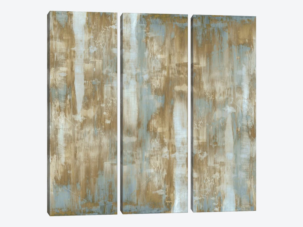 Variations by Justin Turner 3-piece Canvas Print
