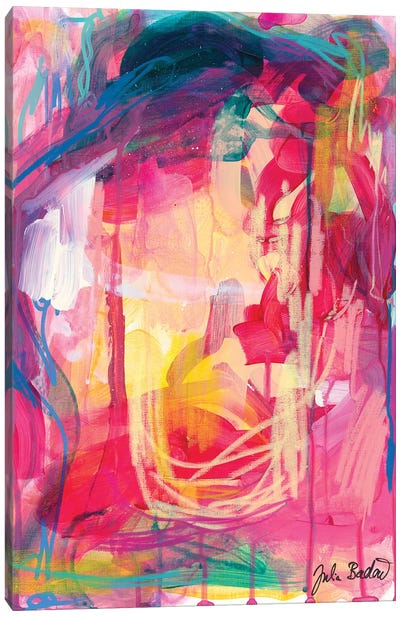 Lullaby Canvas Art Print