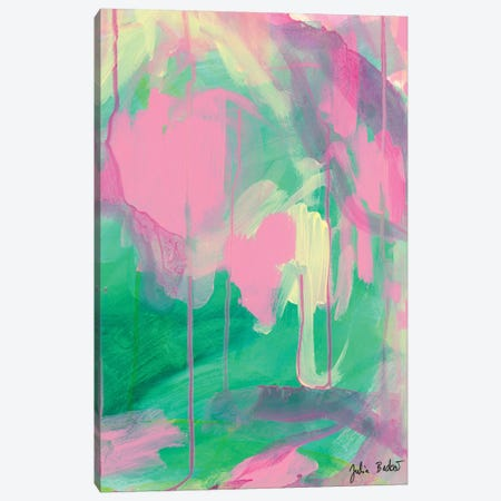 My Pleasure Canvas Print #JUB106} by Julia Badow Canvas Wall Art