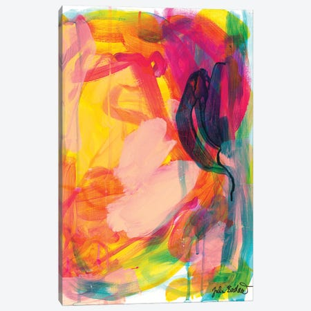 Rogue Canvas Print #JUB109} by Julia Badow Art Print