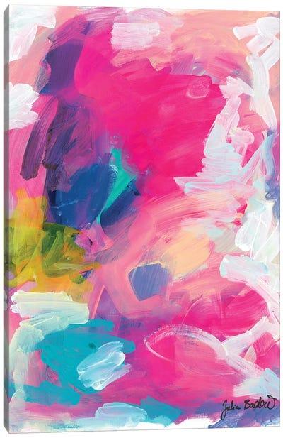 Slippery Slope Canvas Art Print
