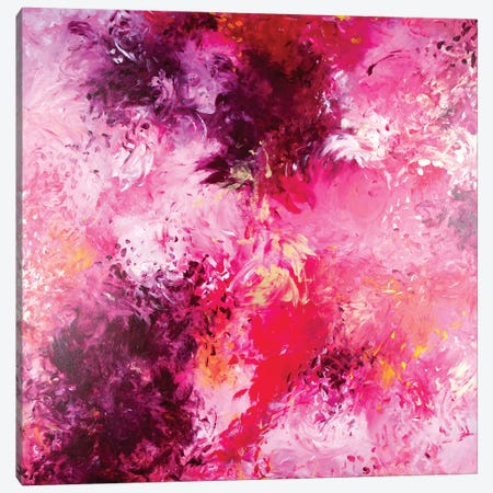 Instinct Canvas Print #JUB11} by Julia Badow Canvas Artwork