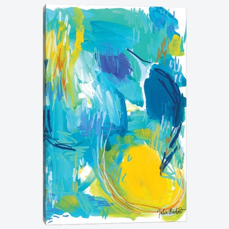 Wishing On A Star Canvas Print #JUB130} by Julia Badow Canvas Artwork