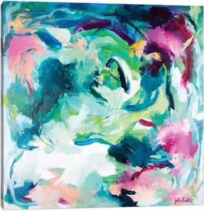 Mermaid Lagoon Canvas Art Print