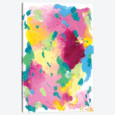 New Beginnings Canvas Print #JUB17} by Julia Badow Canvas Art Print