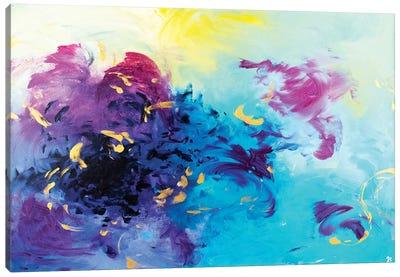 Nymphaea Canvas Art Print