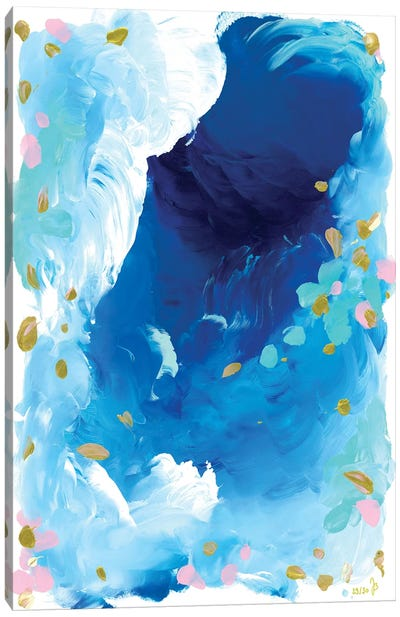 Ocean Canvas Art Print