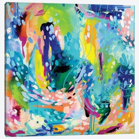 Receive Canvas Print #JUB215} by Julia Badow Canvas Art