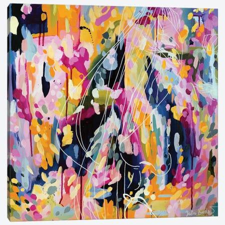 Trust Yourself Canvas Print #JUB217} by Julia Badow Canvas Artwork