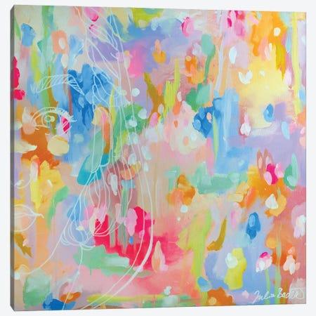 Waiting For A Sense Of Serenity Canvas Print #JUB218} by Julia Badow Canvas Print