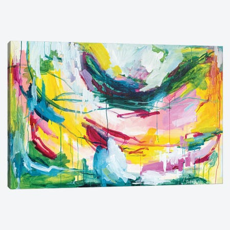 State Of Mind Canvas Print #JUB232} by Julia Badow Art Print